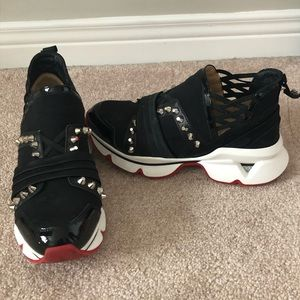 "Louboutin ""123 Run"" sneakers"